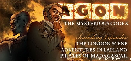 AGON – The Mysterious Codex (Trilogy)