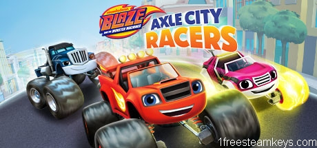 Blaze and the Monster Machines: Axle City Racers steam key free