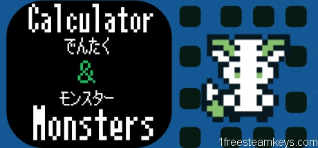 Calculator and monsters