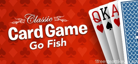 Classic Card Game Go Fish
