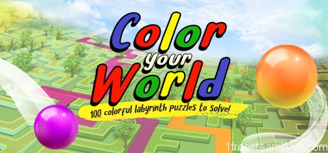 Color Your World steam key free