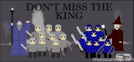 Don't Miss The King