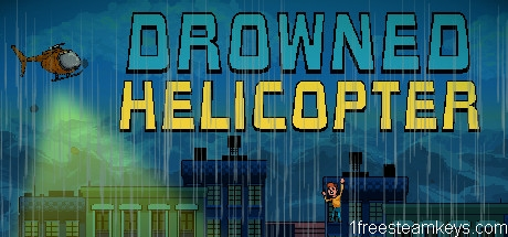 Drowned Helicopter