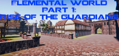 Elemental World Part 1:Rise Of The Guardians