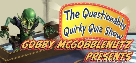 Gobby McGobblenutz Presents – The Questionably Quirky Quiz Show steam key free