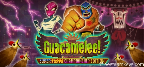 Guacamelee! Super Turbo Championship Edition steam key free