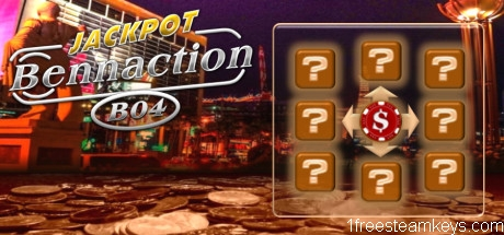 Jackpot Bennaction – B04 : Discover The Mystery Combination