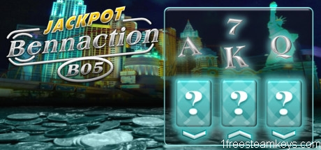 Jackpot Bennaction – B05 : Discover The Mystery Combination