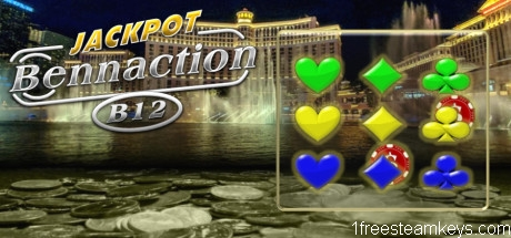 Jackpot Bennaction – B12 : Discover The Mystery Combination