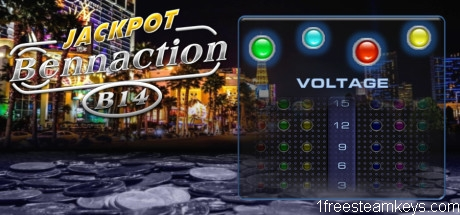 Jackpot Bennaction – B14 : Discover The Mystery Combination