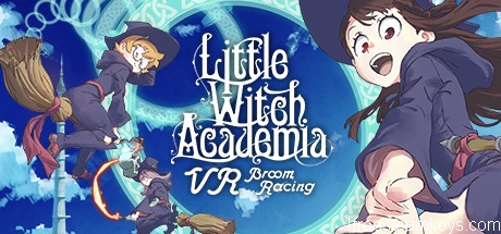 Little Witch Academia: VR Broom Racing