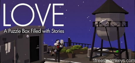LOVE – A Puzzle Box Filled with Stories