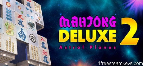 Mahjong Deluxe 2: Astral Planes