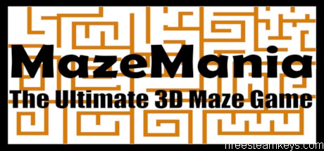 Maze Mania: The Ultimate 3D Maze Game steam key free