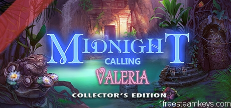 Midnight Calling: Valeria Collector's Edition steam key free