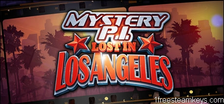 Mystery P.I. – Lost in Los Angeles