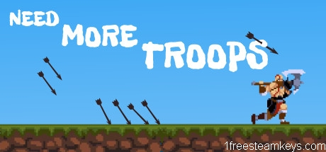 Need More Troops steam key free