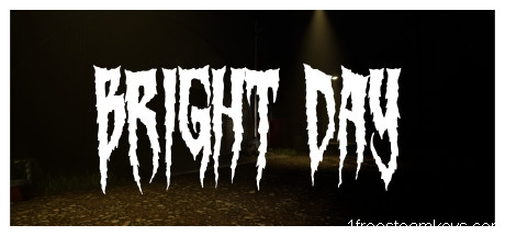 Old School Horror Game : Bright Day
