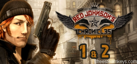 Red Johnson's Chronicles – 1+2 – Steam Special Edition