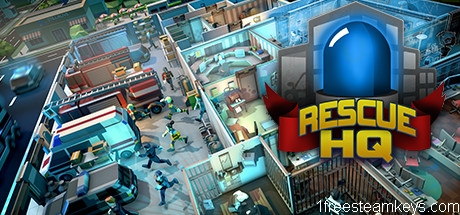 Rescue HQ – The Tycoon steam key free