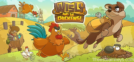 Wisly and the Chickens!