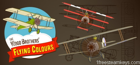 Wood Brothers Flying Colours steam key free